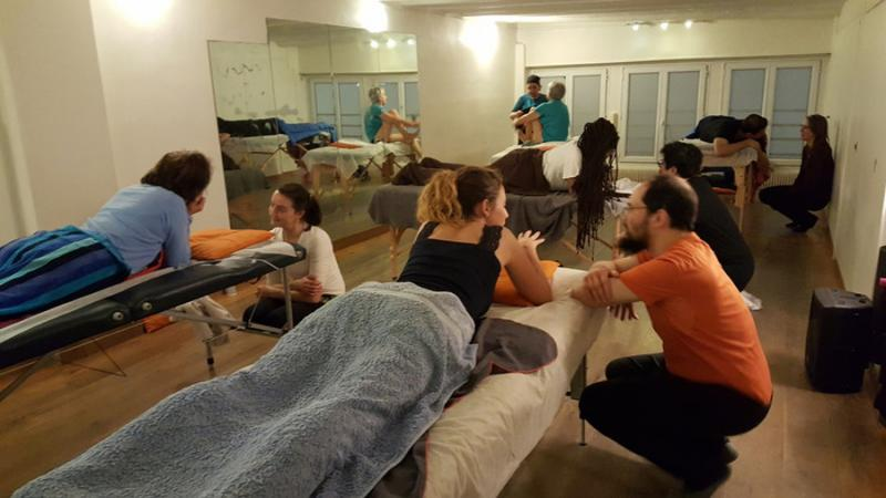 centre de formation professionnel de massage à paris